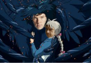 John did not appreciate Sherlock's attempt at cosplay…