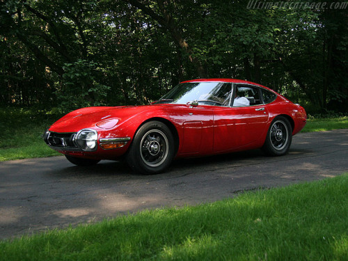 asaintsthougts:   2000GT by TEC-Galleries on Flickr.