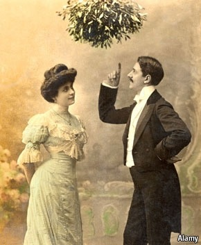 Mistletoe is a parasitic plant that often kills or severely damages the trees upon which it grows. So, removing it is a good thing, right? Read the Economist's take on a study done in Australia to learn the surprising conclusion. ~AR (via Ecology: Under the mistletoe | The Economist)