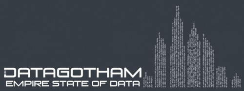 "DataGotham is a 1.5 day conference focusing on the data analysis community in New York City. The focus will be on tutorials, stories, and ideas rather than tools and ""enterprise solutions."" The call for proposals was just posted, so get over there and share your work."