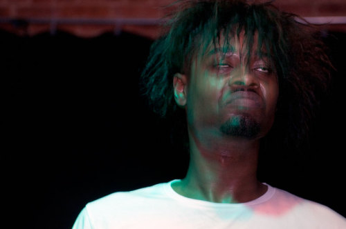 Danny Brown at the Tumblr Pitchfork Festival After Party. Pretty decent summation of the night.