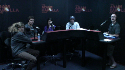 Adam and Blake stopped by The Adam Carolla Show last night to talk about Season 3, the origins of the show, and how to keep all of you viewers interested… HEY!  I'M TALKING TO YOU.  DON'T JUST CLICK ON YOUR G-CHAT, THIS WAS A DIALOGUE! Ah, fug it.  If your attention span made it this far, you can download The Adam Carolla Show HERE.