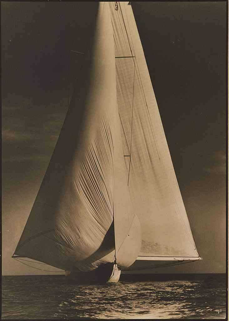 gospelsofthesea:  Vanitie, International Yacht Races, 1934, Margaret Bourke-White. American Photographer, Photojournalist (1904 - 1971)