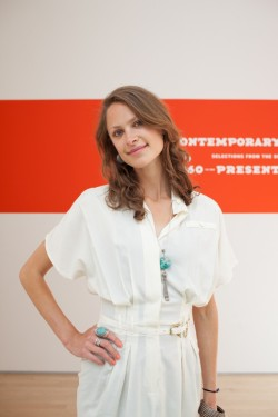 "Refinery29 recently featured Erica Gangsei, SFMOMA's manager of interpretive media, for a feature on the ""Coolest Jobs in SF."" Read the article for a behind-the-scenes look at Gangsei's pretty neat job. Excerpt:   If someone said they want to do what you're doing, what advice would you give them?