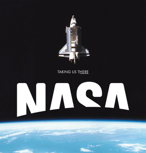 "The NASA logo of today—the ""meatball""— served as the casual face of NASA since 1959. At the beginning, the logo was linked to the army. It was about competition and power. But now space discovery is not about competition anymore or 'being the first out there - it's about the future of mankind. This reimagined logo sends an entirely different message from both NASA and America. Rather than conveying authority or eliciting idolization, it's actually after the complete opposite. By obscuring part of the logo itself, we're reminded that NASA is about exploring the unknown at the most intrinsic level. It's a tacit acknowledgement of a lack of knowledge, with the slightest inspirational peek at things to come. Sadly, NASA passed on the logo. Regardless the design and concept is beautiful. It's a perfect riff on itself, and even on the greater nature of how logos are meant to be seen."