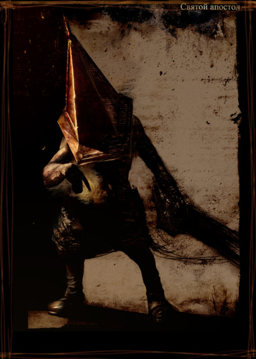 Pyramid Head by Masahiro Ito.