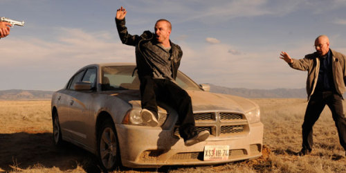 tvdotcom:  Breaking Bad returns with a record 2.9 million viewers.