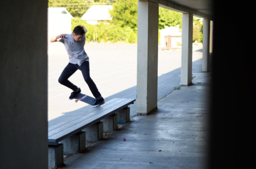 Mark Dillon - 180 switch 5.0