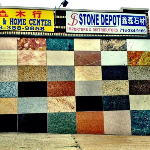 #NYC #tiles (Taken with Instagram)