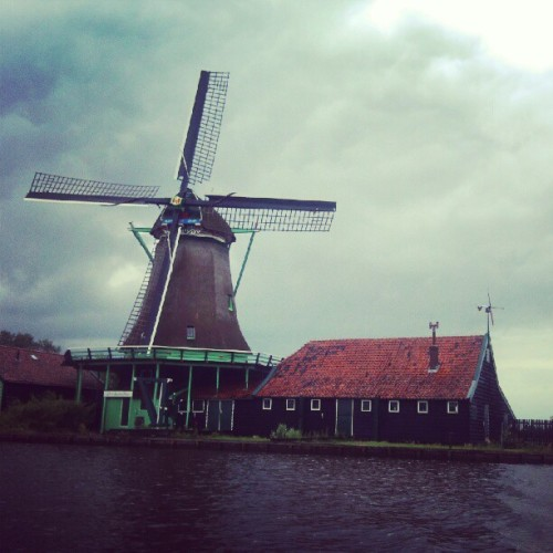 We went to Amsterdam on the weekend, lots of good food (pancakes, mint tea, dutch meatballs, apple pie), lots of good times and lots of good scenery (bike riding in the country, windmills, etc).
