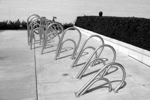 paperclip bike rack (by Ardent Eye)