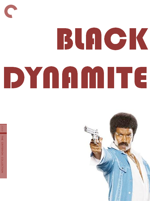 thethingaboutchaos:  And another Black Dynamite cover.