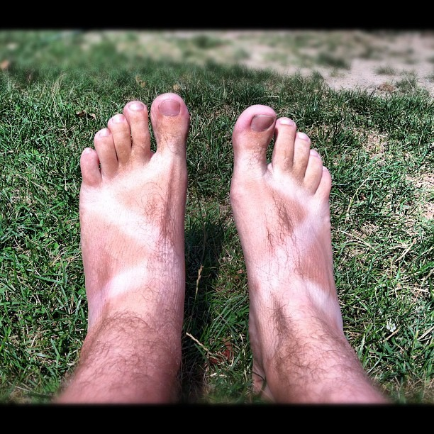 hammerpeople:  #Chaco tan season!! 🐑 (Taken with Instagram at Hawk Island County Park)