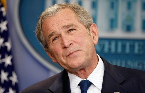 thedailywhat:  George W. Bush Quote of the Day: George W. Bush recently sat for an interview with the Hoover Institute in which he discussed, among other things, what it was like to be president:  Eight years was awesome and I was famous and I was powerful. But I have no desire for fame and power anymore. … I crawled out of the swamp and I'm not crawling back in.  [politico]  This could easily be a quote from any ex-housemate of the Real World.
