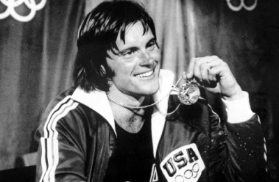 Let's not forget that before Bruce Jenner was Kim Kardashian's stepdad, the man won gold (in the decathlon at the 1976 Montreal Olympics).