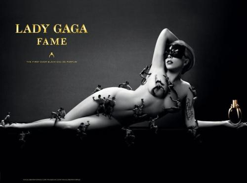 Has Lady Gaga finally gone too far with her perfume ad?! Sound off Little Monsters and check out all of the details of the campaign here: eonli.ne/O9bZFn
