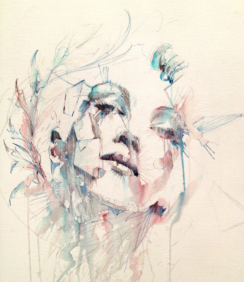 carnegriffiths:  Work in progress from the studio.. https://www.facebook.com/CarneGriffiths