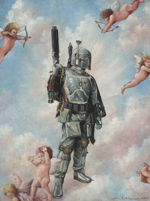 Boba and the Cherubs by Jean Alexander