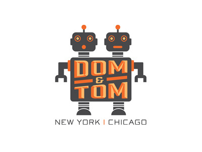 visualgraphic:  Dom & Tom