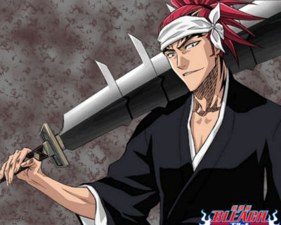 My favorite Bleach character…maybe because he reminds me of vegeta but i dont know