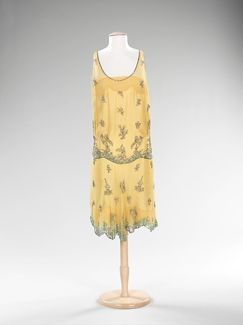 omgthatdress:  Dress Peggy Hoyt, 1928 The Metropolitan Museum of Art