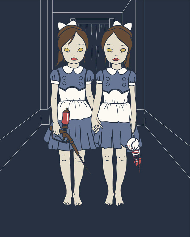 Come Play With Us, Daddy  Bioshock and The Shining crossover Created by Lisa Mirella