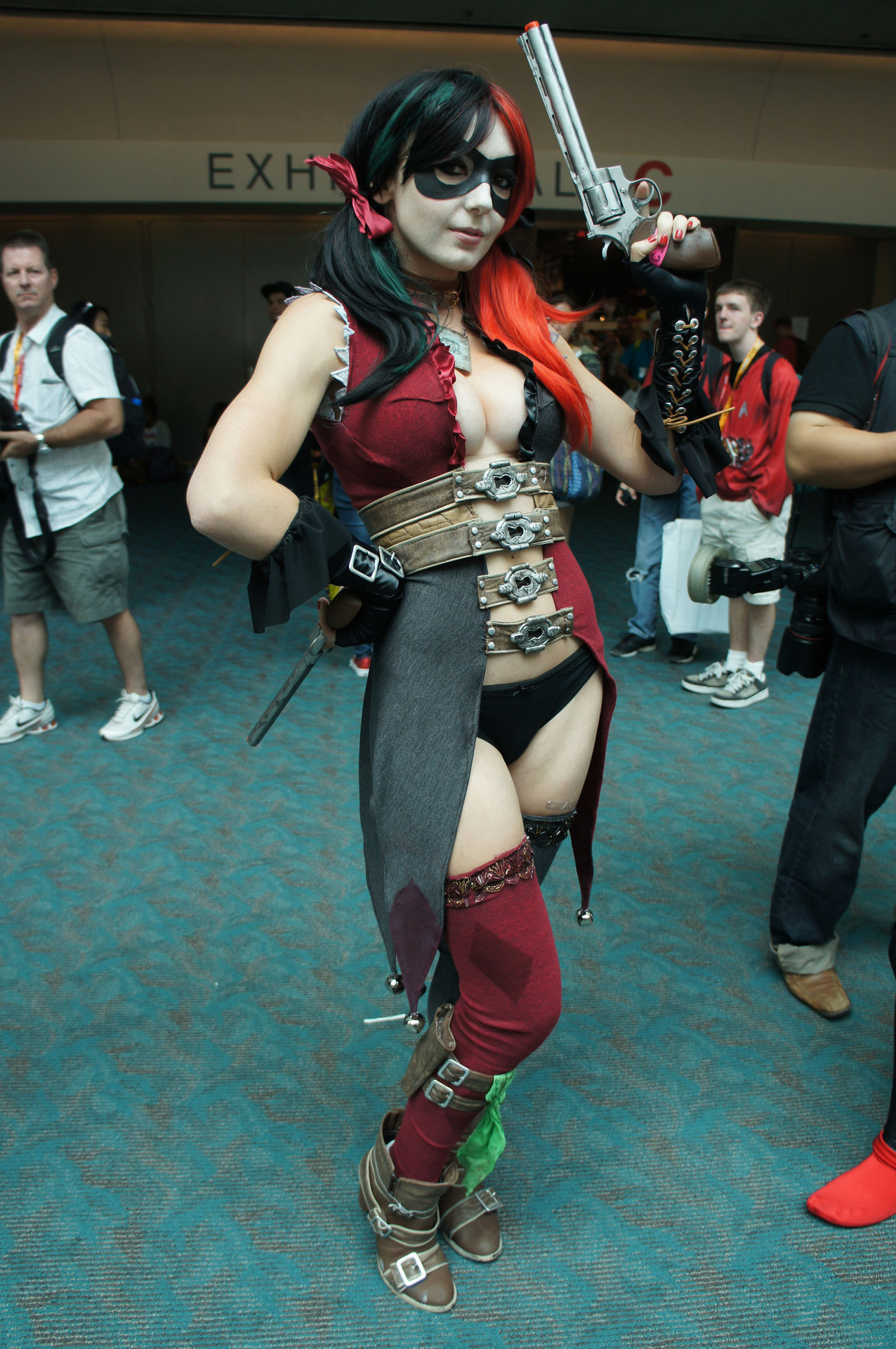 Harley Quinn from Injustice: Gods Among Us