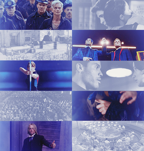 The Hunger Games in Blue » requested by hugme-horan and thetaylorswifthungergamesgirl