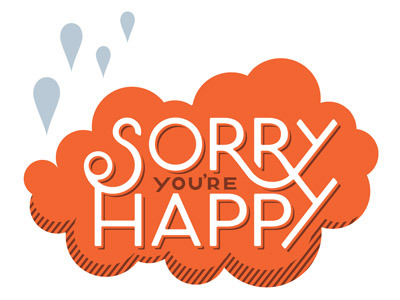 visualgraphic:  Sorry you're happy