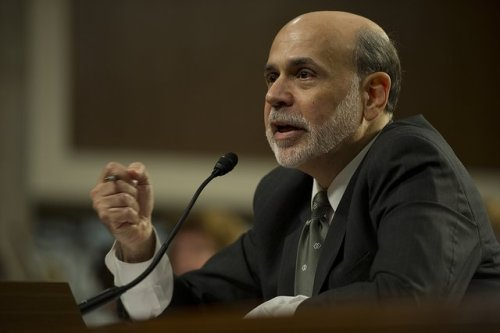 "The Federal Reserve Chairman, Ben Bernanke, has spoken:  If Congress doesn't take action by the end of the year, a package of tax cuts adopted during George W. Bush's administration expire while deep spending cuts kick in. If that happens, the economy would go over a ""fiscal cliff."""