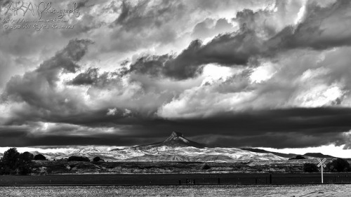 Stormy Peak on Flickr.