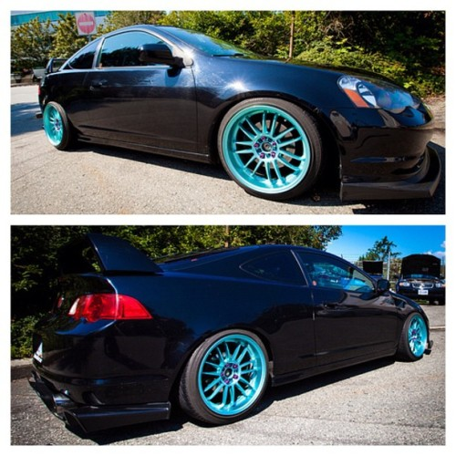 Courtesy of @garrydr #honda #dc5 #integra #rsx #hellaflush #lowerstandards #cruisindaily #loweredlifestyle #faplife #wrongfitmentcrew  (Taken with Instagram)