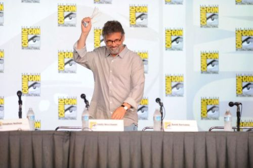 BONES stars and producer at Comic-Con 2012 on July 13.