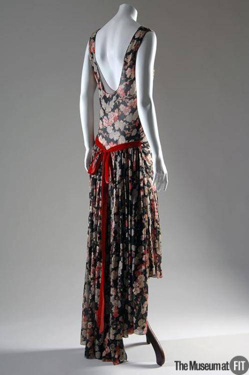 Dress Louiseboulanger, 1929 The Museum at FIT