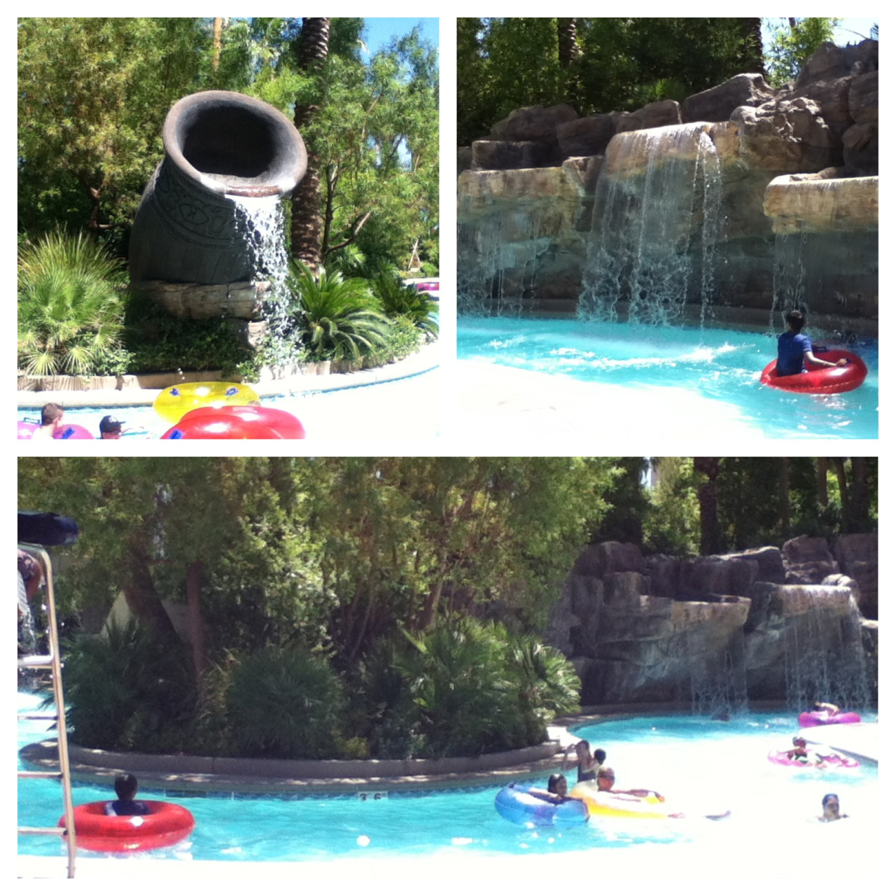 The lazy river !!:)