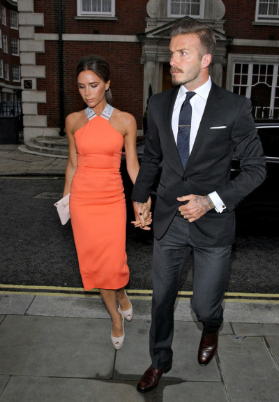 David & Victoria Beckham in London | 7.9.2012