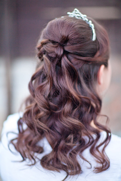 A half up princess updo! (by Kylee Larissa K.)
