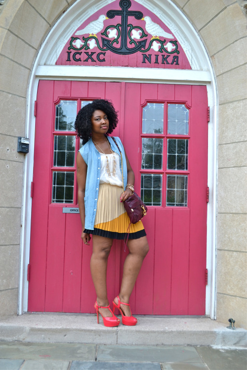 blackandkillingit:  Gigi Danielle of FashionLoveAffairs.com