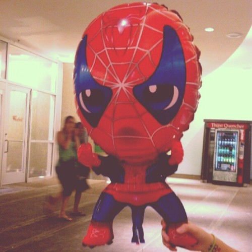 Spidy senses tingling (Taken with Instagram)