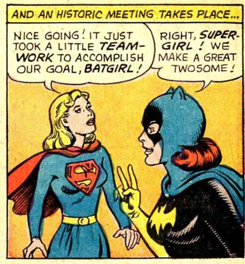 onepanel:  World's Finest Team - An historic first meeting World's Finest #169