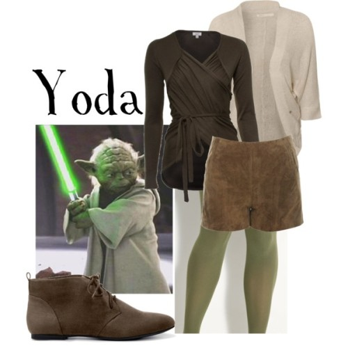 clubjade:  fandomfashionblog:  (via Yoda)  I have feelings for that top.