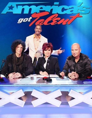 I am watching America's Got Talent                                                  2405 others are also watching                       America's Got Talent on GetGlue.com
