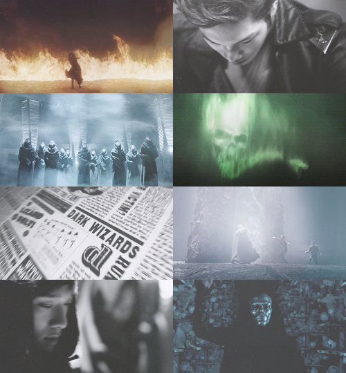 exo as death-eaters