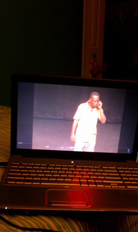 Watching Learie Joseph for the rest of the night (y)