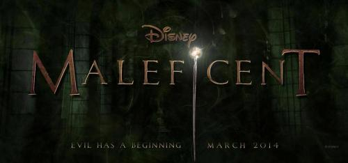 thegirlwiththecftattoo:  fancysomedisneymagic:  MALEFICENT'S PROMOTIONAL LOGO A banner with the latest logo for this upcoming Disney film has been just released, even though we are more than two years away of its premiere.  This film will be a live remake of Disney's Sleeping Beauty, but from the villainess' perspective, in a world where fairies and humans are at war. The filming is taking place as we speak, with the talents of director Robert Stromberg and coming in March 2014. As the poster states… EVIL HAS A BEGINNING.  CRYING.