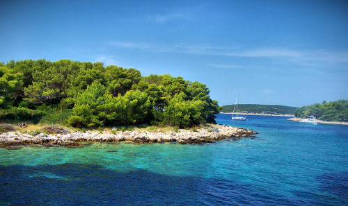 Adriatic Sea, Croatia (by Denis Dugonjic)