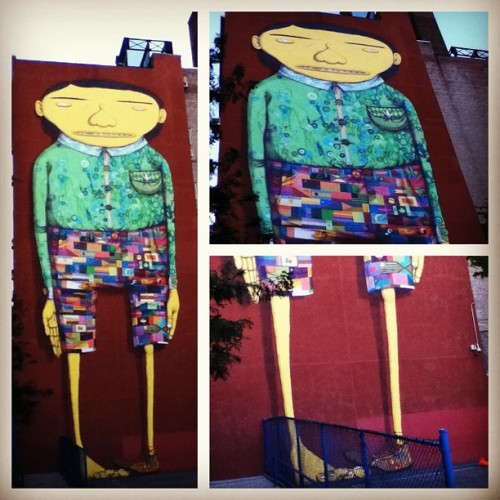 #OsGemeos - @lopiluna- #webstagram