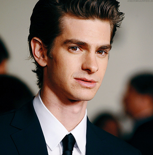 hutchersonlermangarfield:  017 | 100 » Andrew Garfield