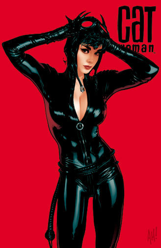 billyclubsblazing:  Catwomen 70 by ~AdamHughes
