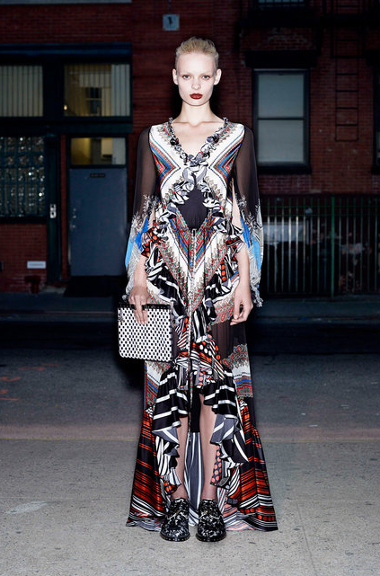 Givenchy Resort '13 Collection